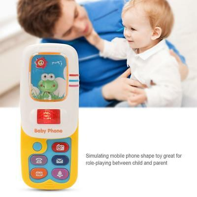Learning Educational Toy Gift Baby Kid Children Cute Musical Cell Phone Toys Fun