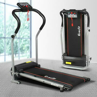Home Gym Electric Treadmill Portable Machine Fitness Walking Workout Exercise