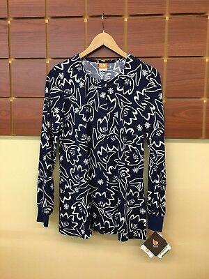 NEW Lot Of 5 XS Print Scrub Jackets With Barco, White Swan, & Peaches NWT
