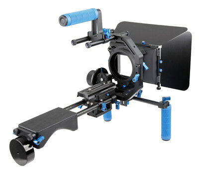 ayex Profi DSLR Rig-Set inkl. Follow Focus, Matte Box, Pro C-Arm