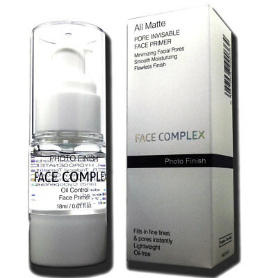 Primer Viso Trucco Face Complex Photo Finish All Matte Per Tutti I Tipi Di Pelle