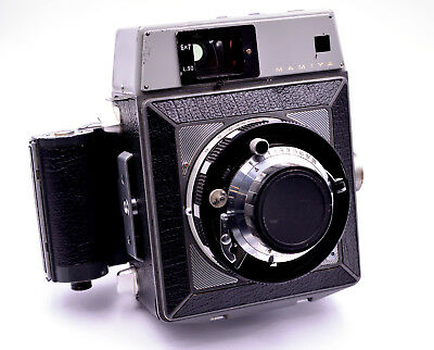 Mamiya 23 Standard - Replacement Cover - Laser Cut - Genuine Leather