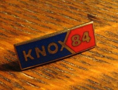 Haden Edward Knox 1984 Lapel Pin - Vintage Eddie Governor Democrat Campaign Pin