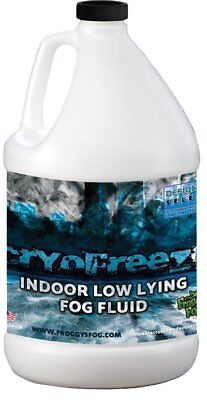 1 Gal - Cryofreeze - Stage and Studio Low Lying Ground Fog Machine Fluid