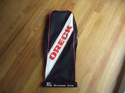 Oreck XL Upright Vacuum Cleaner - Outer Bag - Genuine Replacement - used - CLEAN