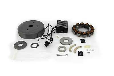 Alternator Charging System Kit 32 Amp for Harley Shovelhead Evolution Models