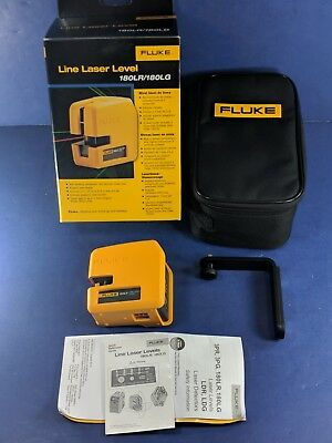 New Fluke Line Laser Level 180 LR 180LR