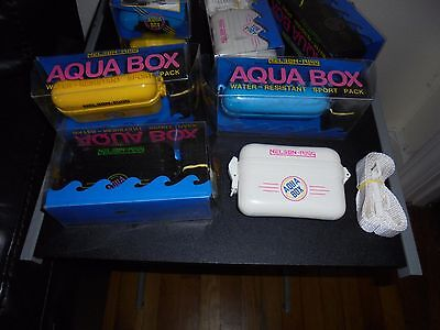 NEW Nelson-Rigg Aqua Box Water Resistant Sport Fanny Pack Running Jogging Beach