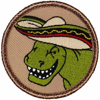 #389 The Old Goat Patrol! Hilarious Boy Scout Patrol Patch!