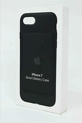 Apple iPhone 7 iPhone 8 Smart Battery Case - MN002LL/A - Black - Authentic !!!