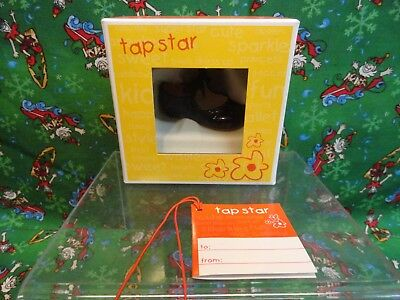 Tap Star  by Raine JUST THE RIGHT SHOE for KIDS in Box, 27348 2004 NEW NIB