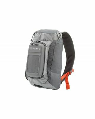 SIMMS Waypoint sling pack Small -- Gunmetal -- CLOSEOUT