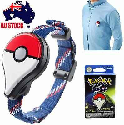 2018 New Nintendo Pokemon GO Plus Bluetooth Bracelet with Clip In Australia