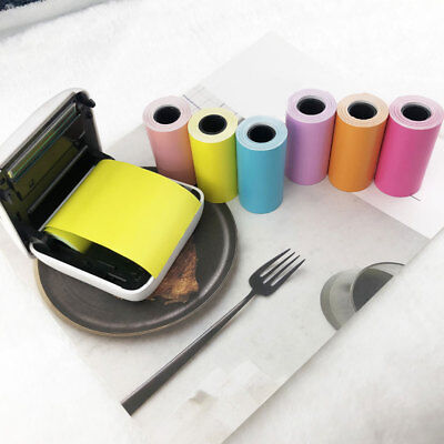 Self-adhesive Thermal Sticker Printing Paper for Paperang Photo Printer Reliable