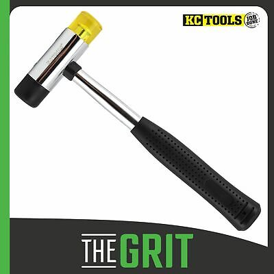 KC Tools 3-Pc Rubber and Nylon Tipped Soft Blow Hammer