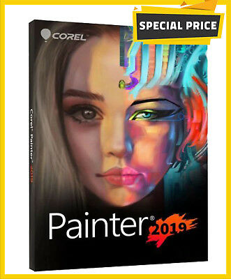 Corel Painter 2019 windows OFFICIAL download + key Licence ✔ -INSTANT DELIVERY-