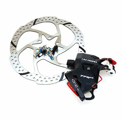 TRP HY/RD Road Hydraulic Disc Flat Mount Brake Set 160mm Rotor x2 Front or Rear