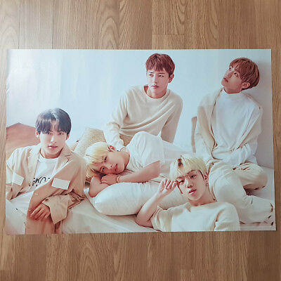 [Poster Only] Ace 2019 Season's Greetings Official Unfolded Poster A.C.E