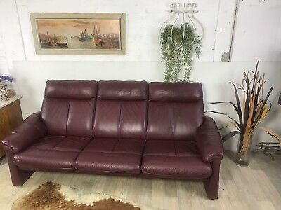 Laauser Plus Designer 3 Er Sessel Couch Stressless Liegefunktion