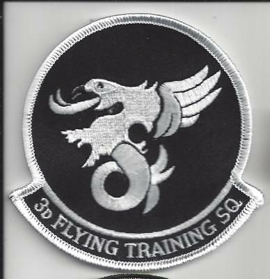 Patch Usaf 3Rd Flying Training Sq Fts   4""