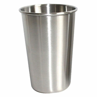 Stainless Steel Cups Mug Shot Cover Case Coffee Tea Beer Camping Tumbler