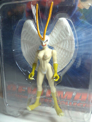 Devilman Silene Action Figure Banpresto 1998 Go Nagai Collection anime gashapon