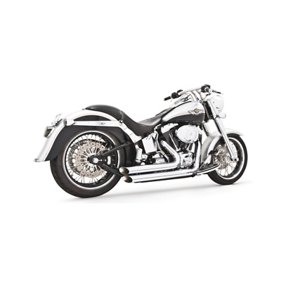 Echappement Freedom Performance Amendment chrome Softail 86-17
