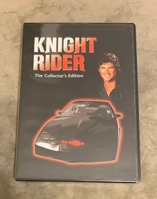KNIGHT RIDER The Collector's Edition - Just My Bill/Trust Don't Rust DVD NEW