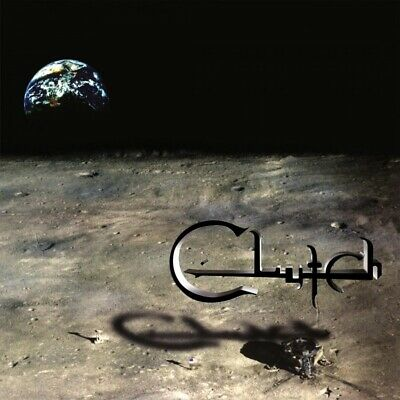Clutch Clutch limited edition numbered SILVER vinyl LP NEW/SEALED