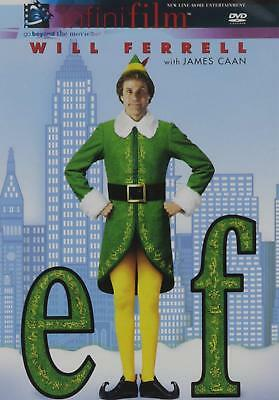 Elf Leon Redbone Infinifilm Edition DVD  Kids & Family NEW 0794043716829