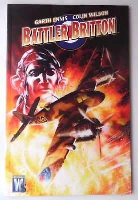 Battle Britton By Gareth Ennis Colin Wilson Pb Graphic Novel 2007