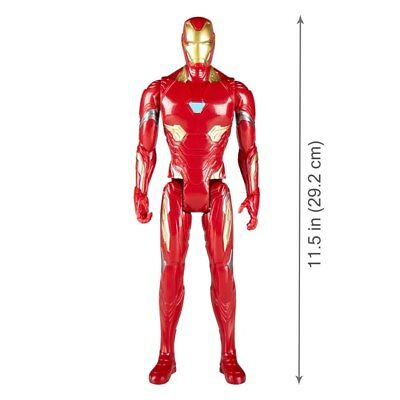 "Marvel Avengers Infinity War Titan Hero Series Iron Man 11.5"" Action Figure"