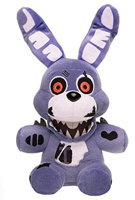"New Authentic Five Nights At Freddy's Twisted One Bonnie 8"" Plush Stuffed FNAF"