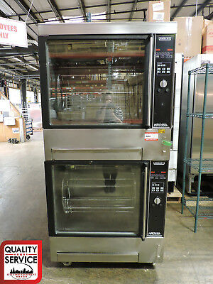 Hobart HRO550P Commercial Double Chicken Rotisserie Oven