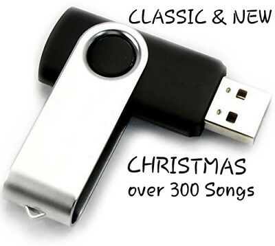 Usb Music Christmas Songs