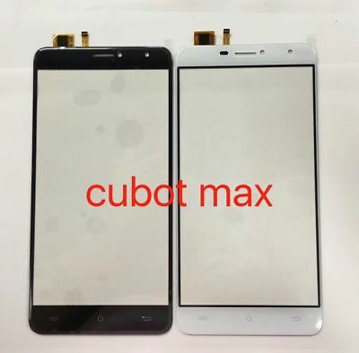 "New Touch Screen Digitizer Glass lens Panel For Cubot max 6.0"" + Tools"