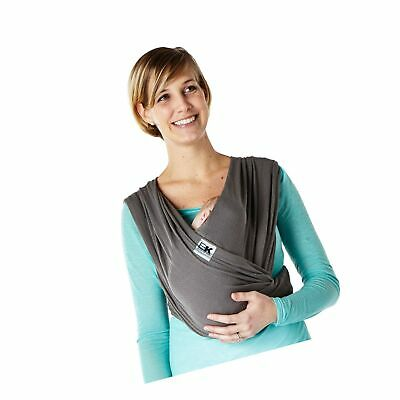 Baby K'tan - Breeze Baby Carrier, Natural Cotton Mesh Sling Wrap, Multiple Wa...