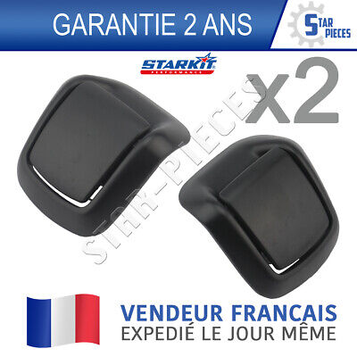 2 Poignee De Siege Inclinable Conducteur + Passager Ford Fiesta 2002-2008