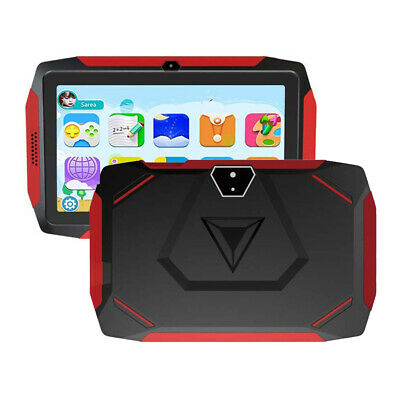 KIDS TABLET per bambini HD 7 pollici Android 4.4 Wifi 1g ram 8 rom slot SD blu