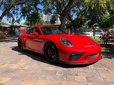 2018 Porsche 911 GT3 Brand new GT3. 16 miles. 6 speed manual. Absolutely stunning!