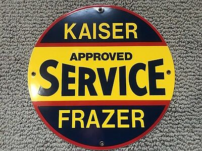 FRAZER  APPROVED SERVICE top QUALITY MAGNET classic KAISER