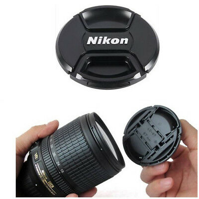 82mm Front Lens Cap Snap-on Cover fits for Nikon Camera