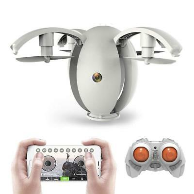 K130 FPV WiFi Flying Egg Drone with HD Camera RC Helicopter 2.4Ghz 6-Axis Gyro