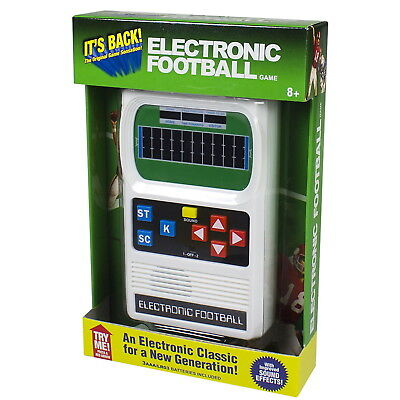 Electronic Football Handheld [Brand New]
