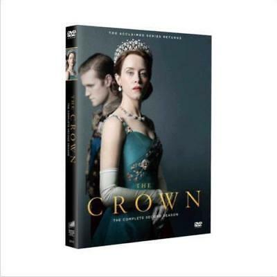 The Crown: Season 2  (3 DVD set)