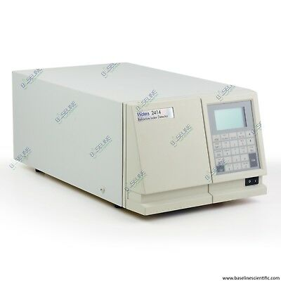 Refurbished Waters 2414 Refractive Index Detector with 30-DAY WARRANTY