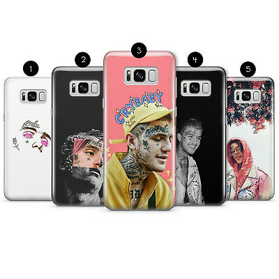 LIL PEEP RAPPER MUSIC RAP for Samsung phone case covers