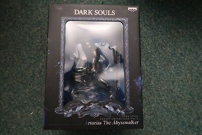 DARK SOULS : ARTORIAS the ABYSSWALKER DFX SCULPT SERIES 1 FIGURE BANPRESTO