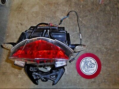 2010 - 2013 Bmw R1200Gs Rear Tail Light Assembly