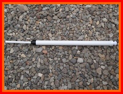 "MOSCO-RO HAND PUMP DREDGE PROSPECTING SLUICE GOLD SUCKER - 32"" long"